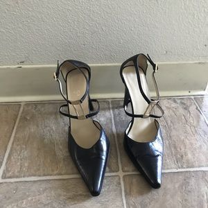 Gucci pointed shoes